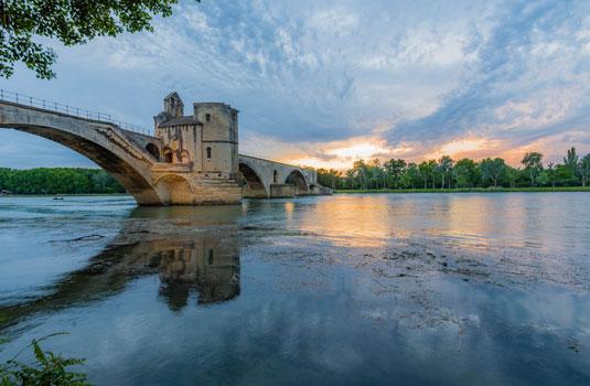 Pont d'Avignon ©Verneuil T.