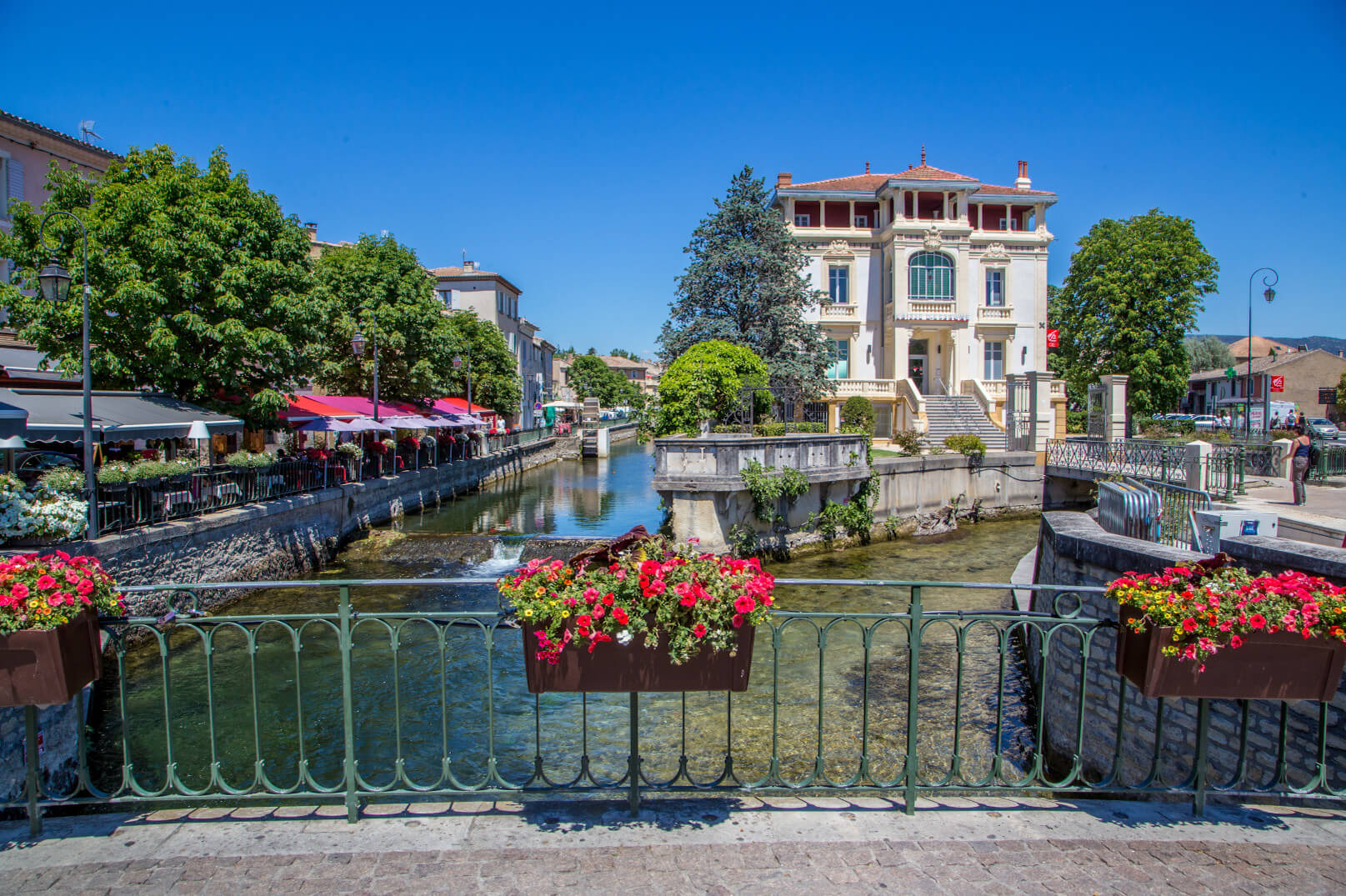 L'Isle-sur-la-Sorgue – La intemporal