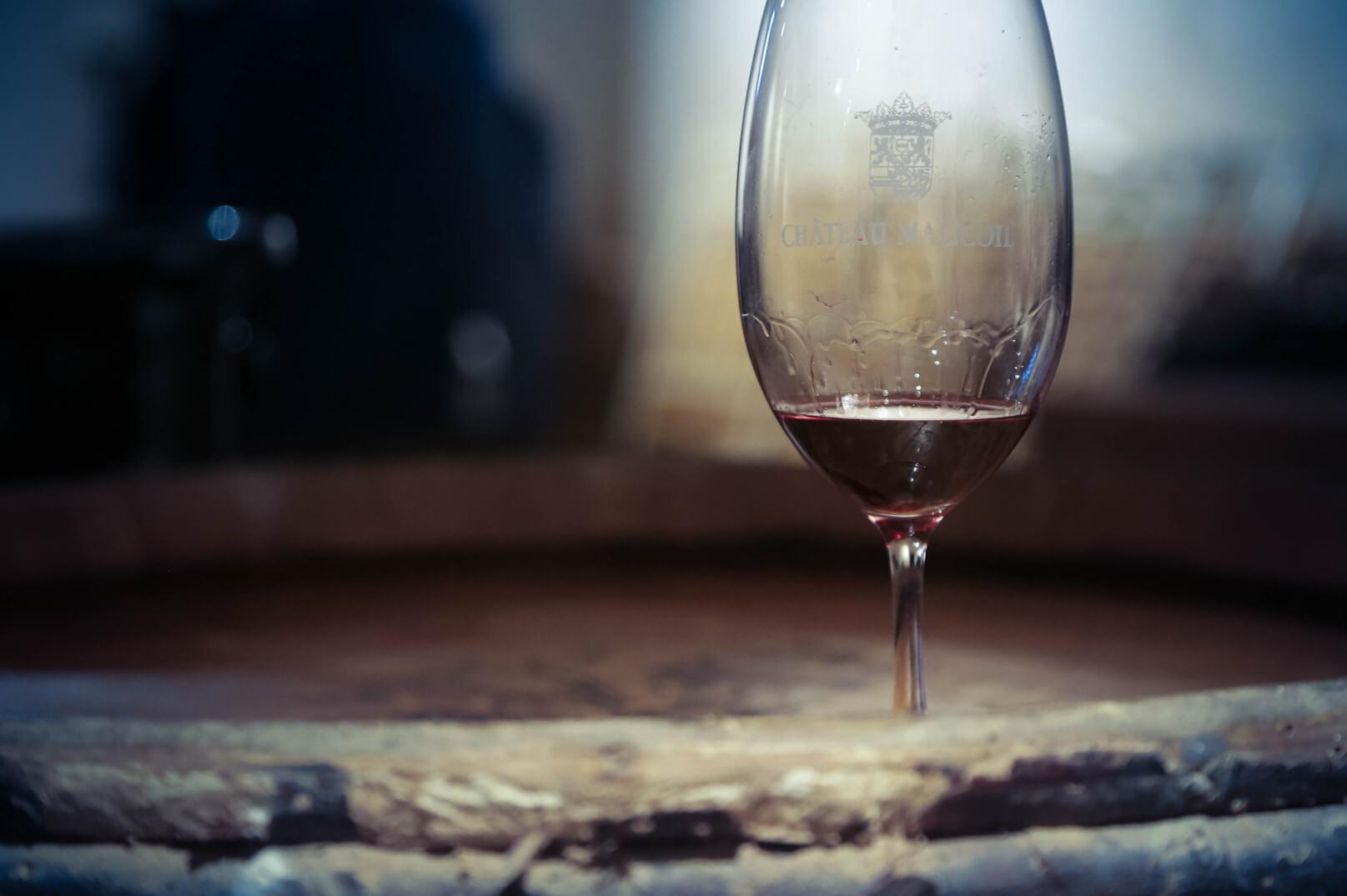 Taller de creación de vino en Châteauneuf-du-Pape