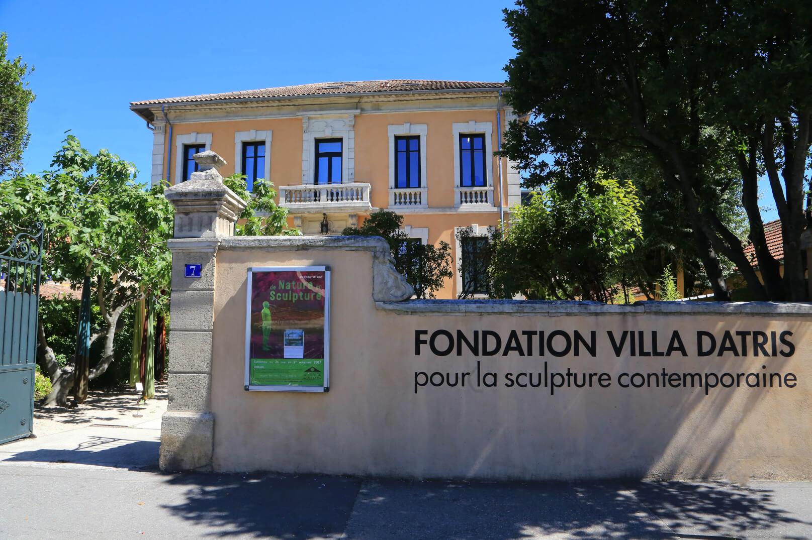 La villa Datris