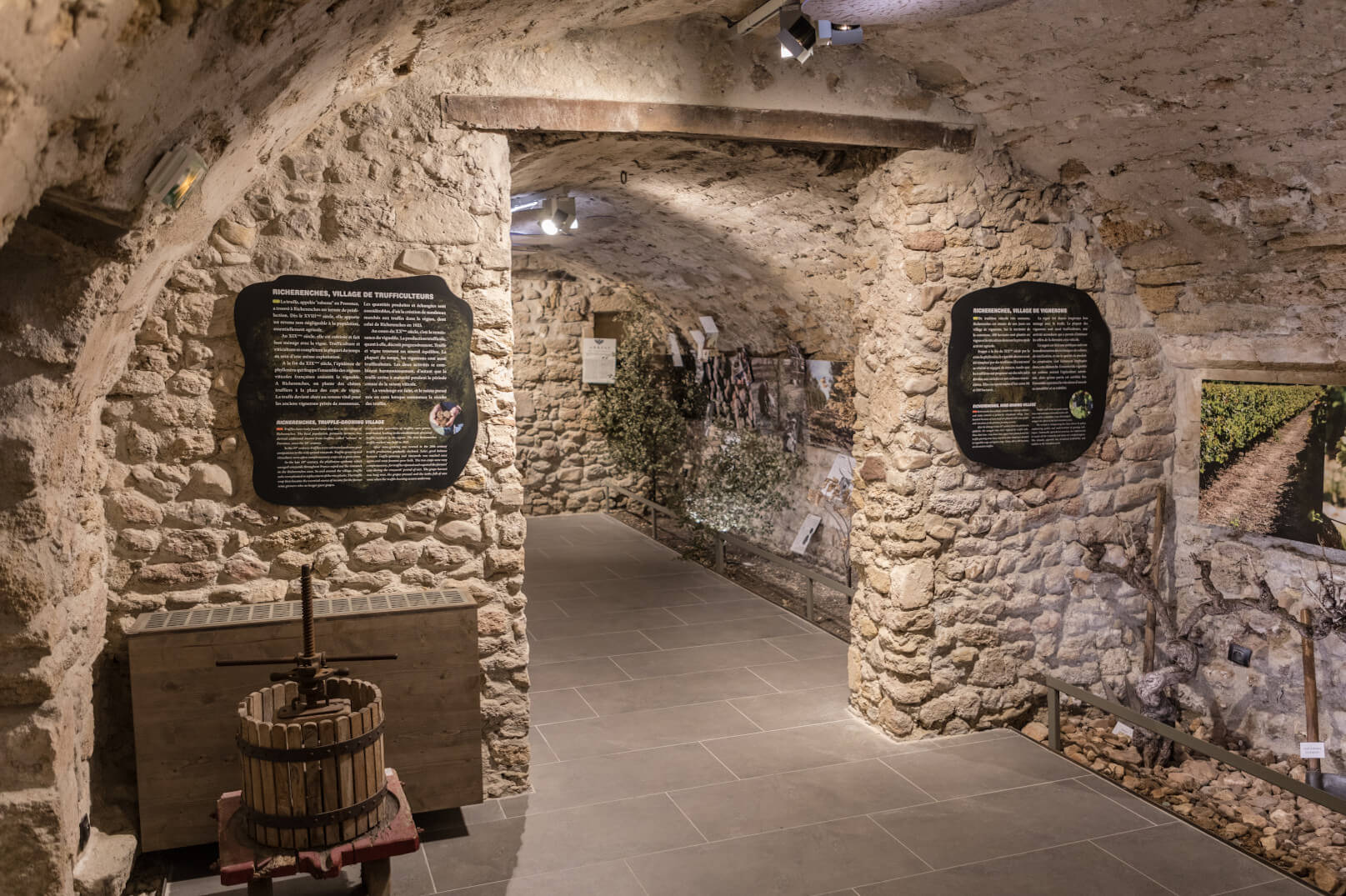 Museo de la trufa de Richerenches