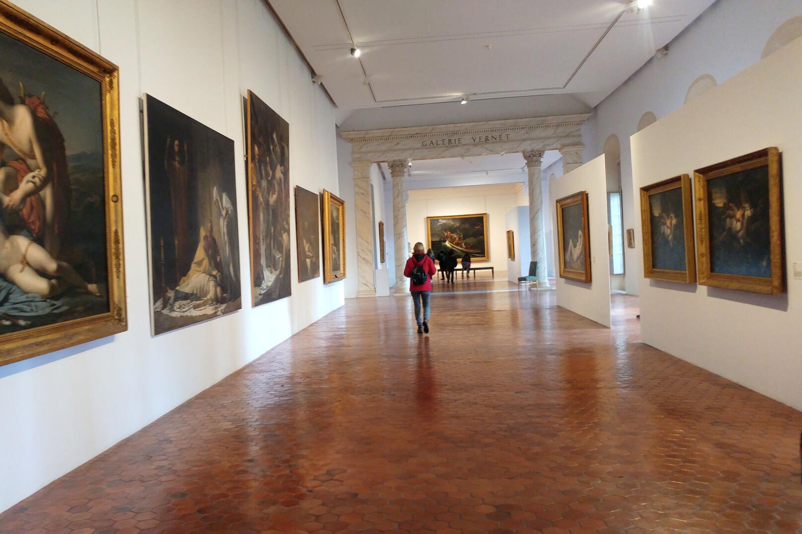 Aviñón, museo a museo