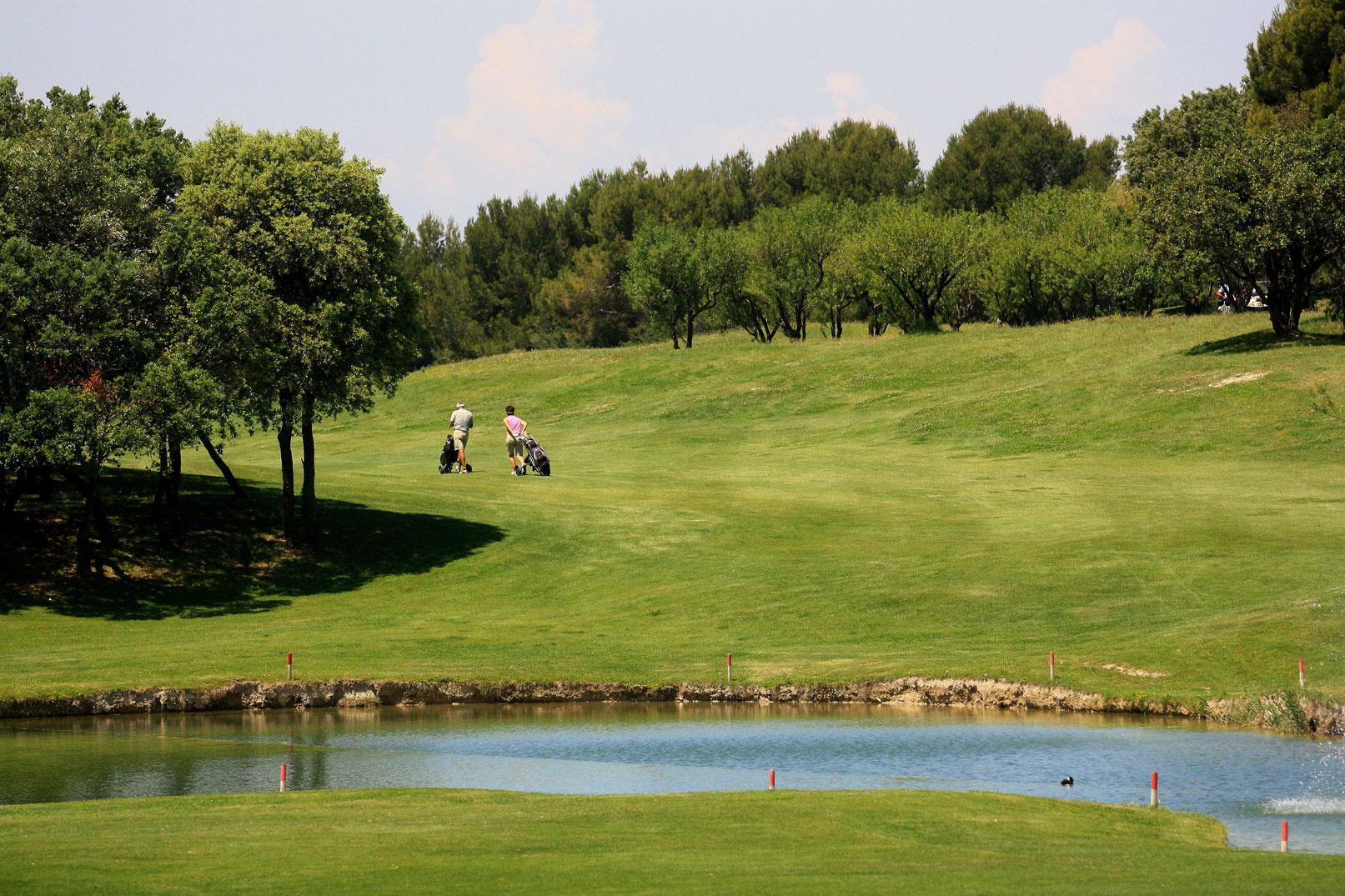 Golf de Vaucluse @ Hocquel