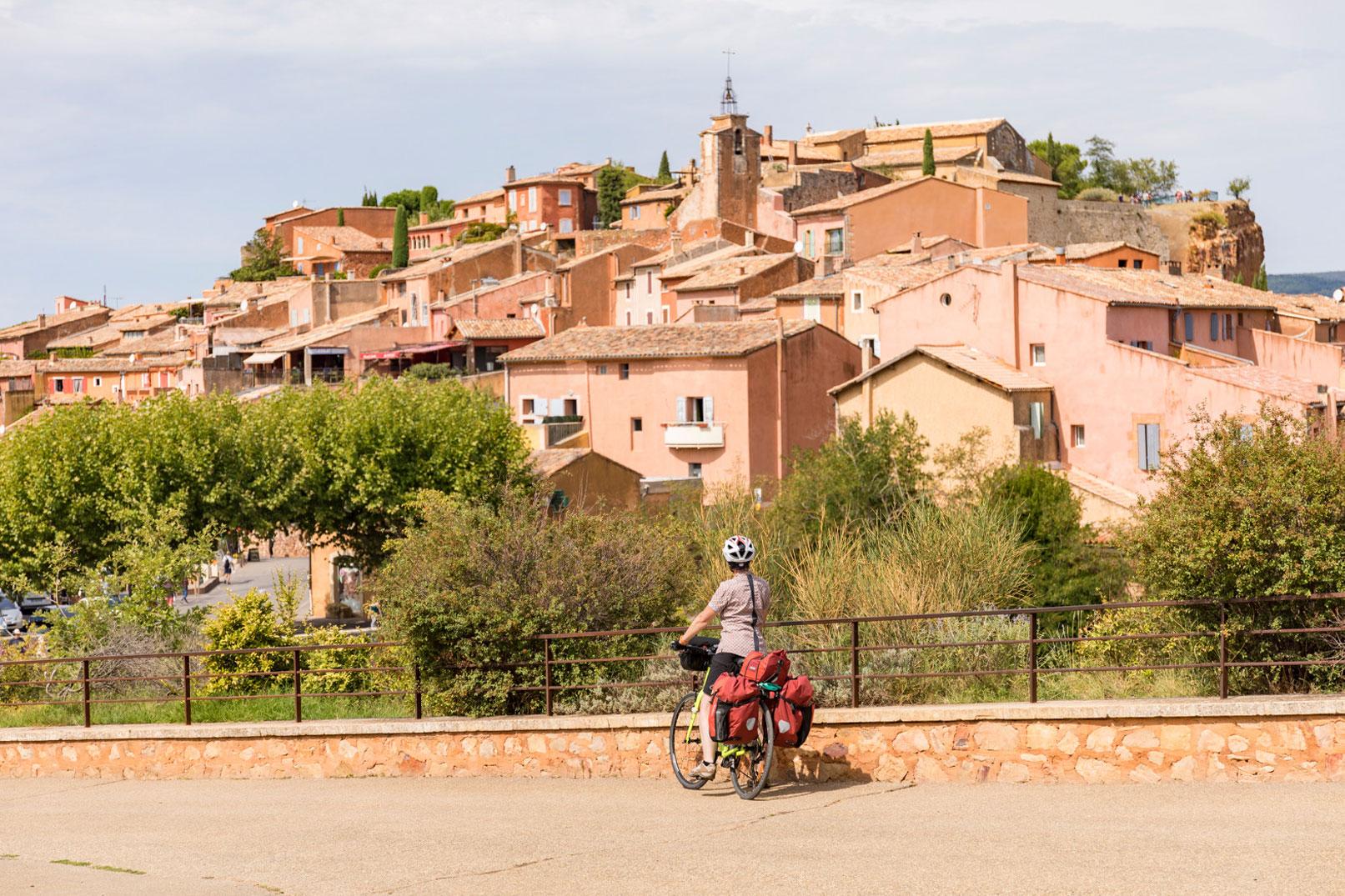 La Provence en bici y bici de montaña @ Rathay