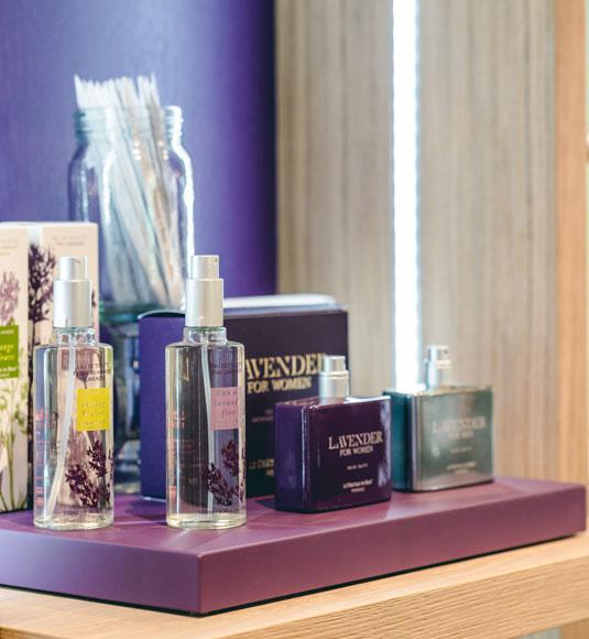 Los cosméticos orgánicos de Provenza