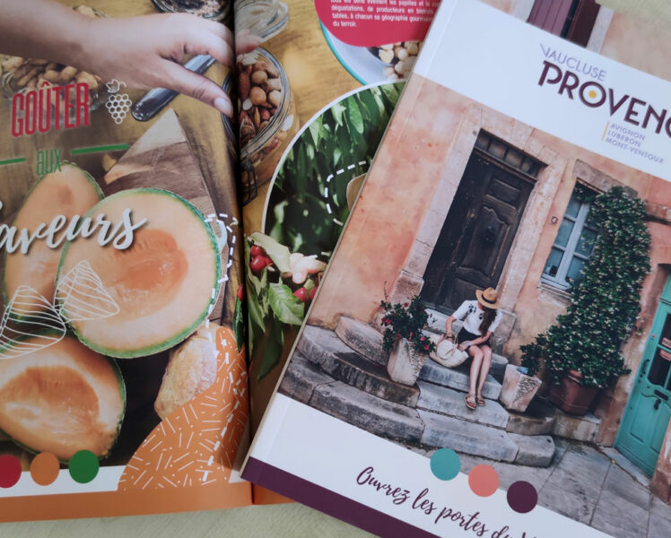 guías para preparar tus vacaciones en Vaucluse
