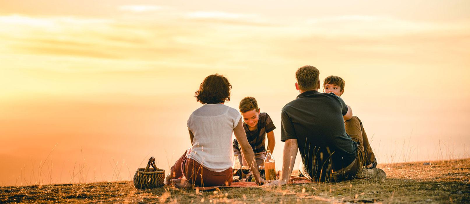 Los mejores lugares para hacer pícnic © O'Brien