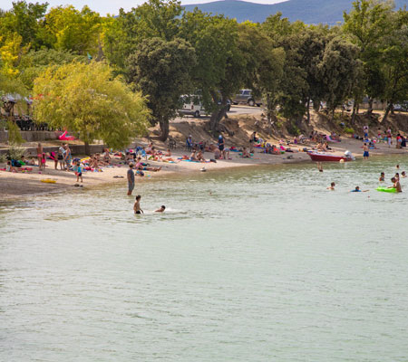 lago de le Bonde Luberon