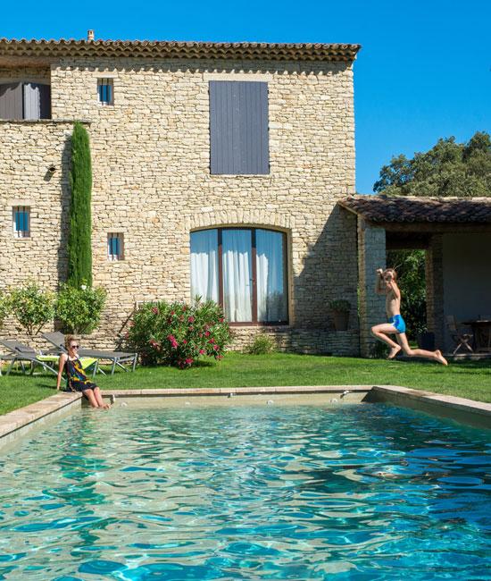 Las piscinas más bonitas del Vaucluse