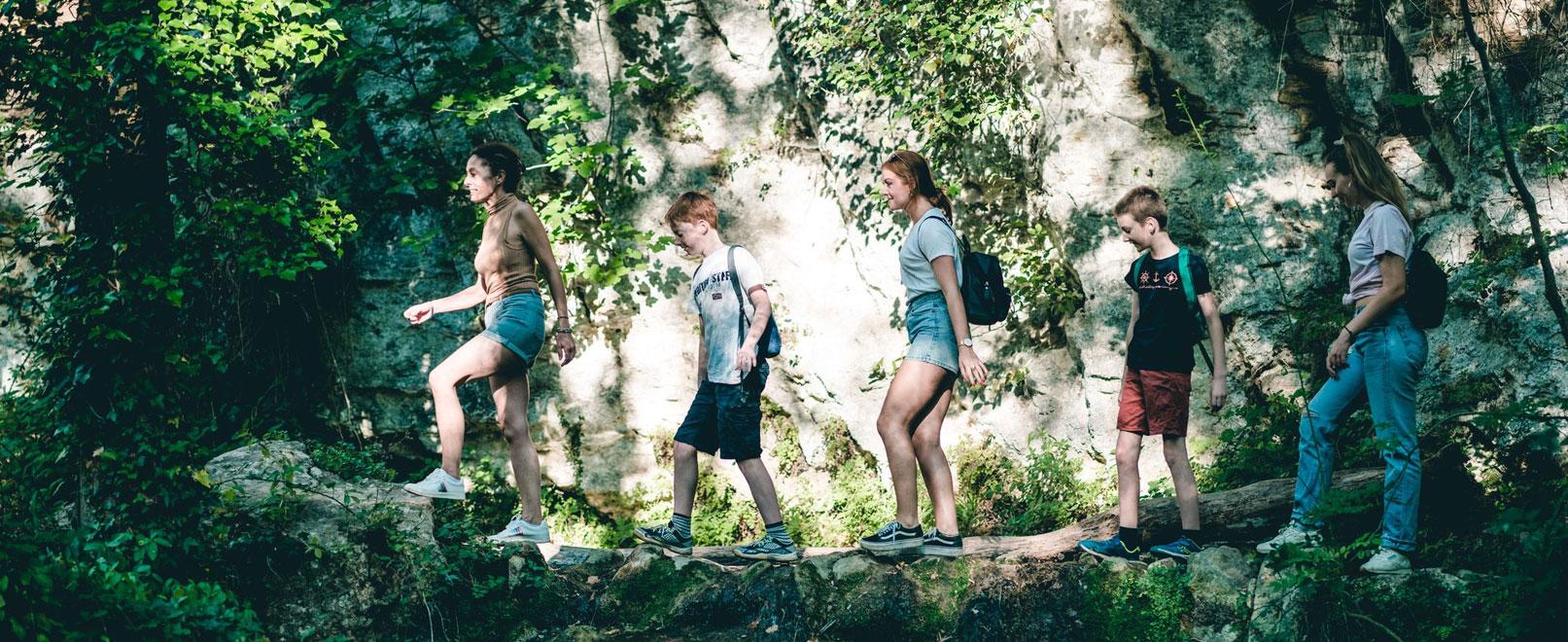 Senderismo Vaucluse Provence © O'Brien