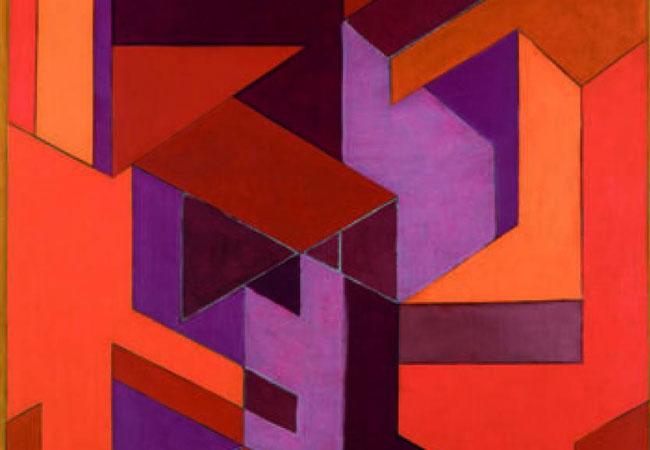 Las obras dispersas de Vasarely
